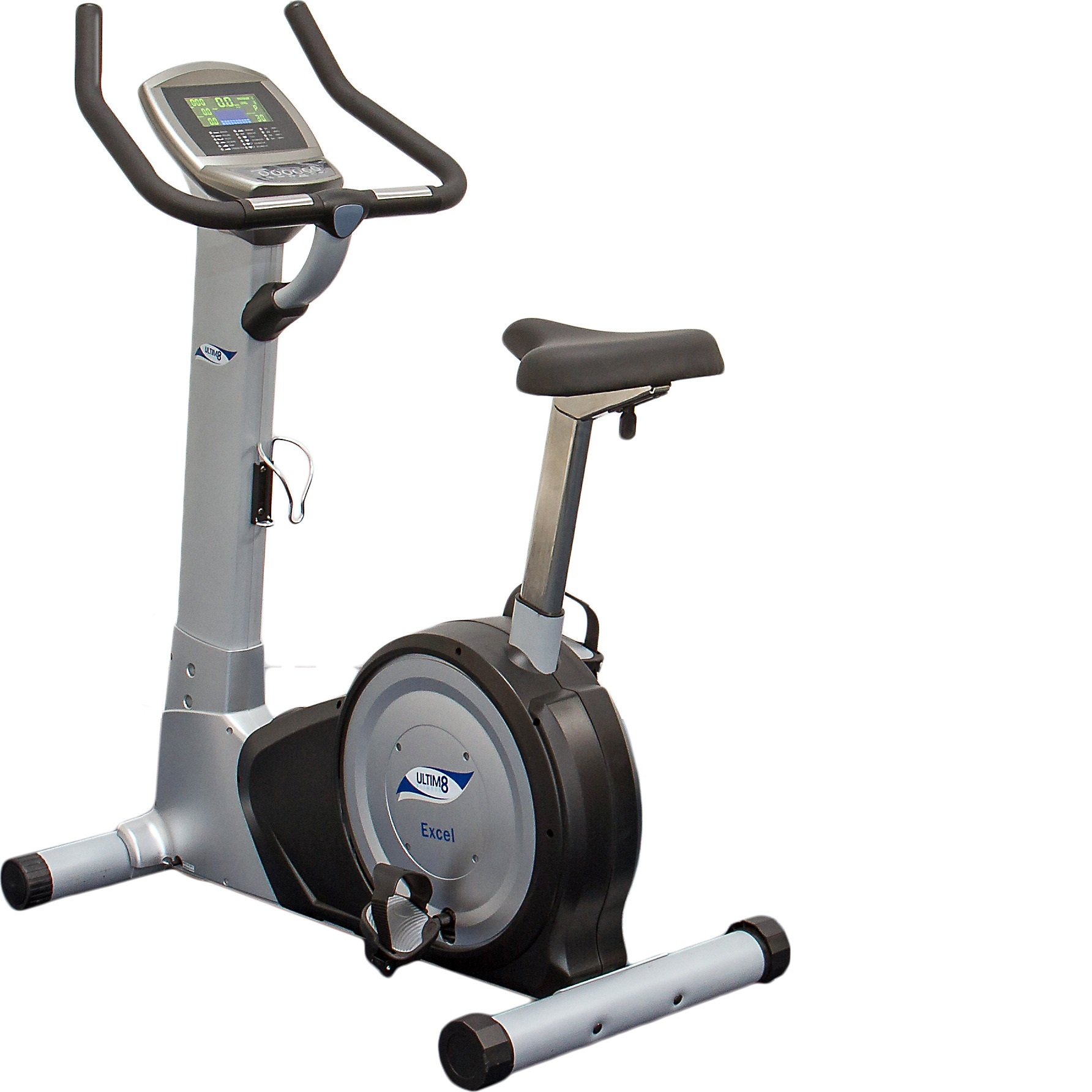 Hire deluxe home exercise bike