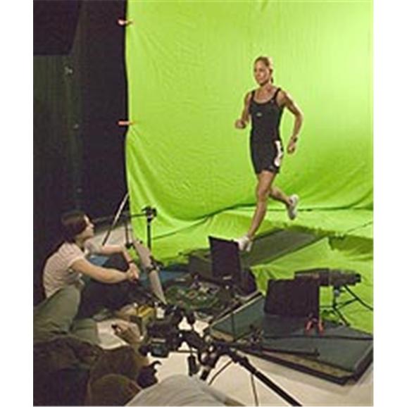 Hire Green Screen Treadmill