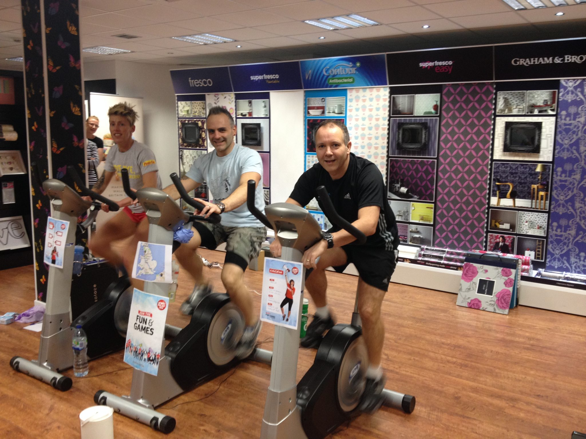 Events with Hire Fitness