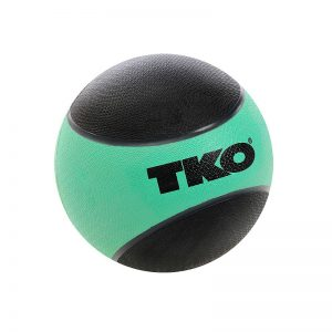 6lb Weighted Medicine Ball Green</br>Code:  studio8