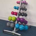Multi Coloured Weight Set