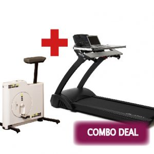 Small Office Combo Deal, Kube and Standard Treadmill Desk-01
