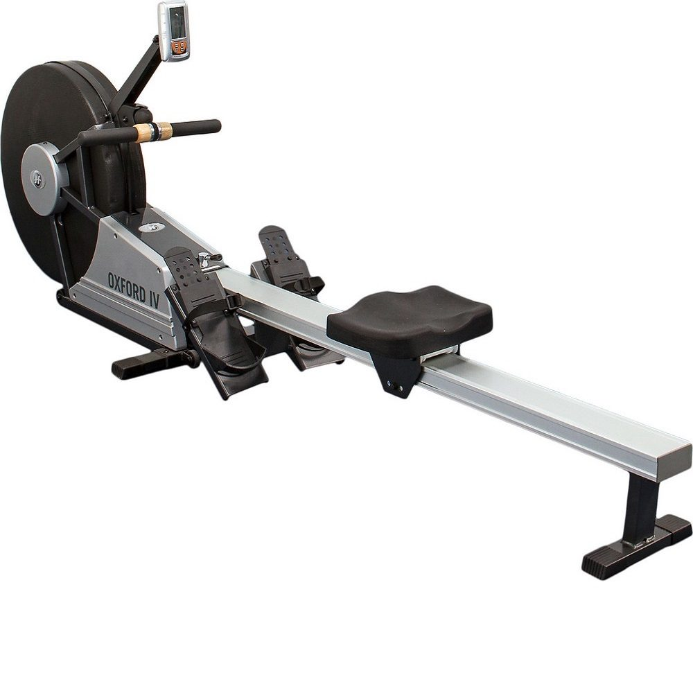 Deluxe Air Home Rowing Machine