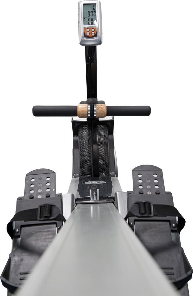 Deluxe Air Home Rowing Machine Handle Bar and Pedals